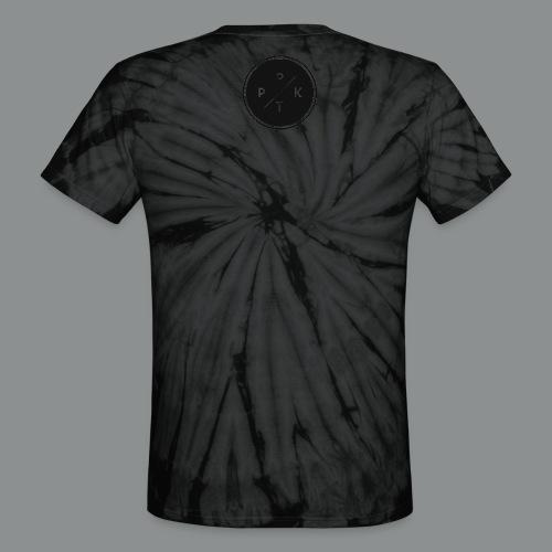PPK Logo Tie-Dye Tee - Unisex Tie Dye T-Shirt
