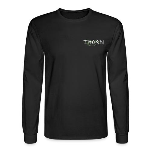 Oh F*** Ya bud - Black - Men's Long Sleeve T-Shirt