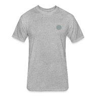 T-Shirts ~ Fitted Cotton/Poly T-Shirt by Next Level ~ gym rat or kick back