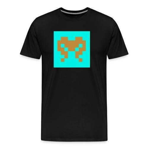 The DAO security icon - Men's Premium T-Shirt