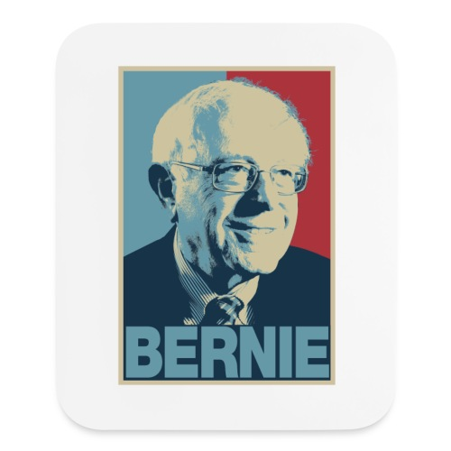 Bernie Sanders Mouse Pad - Mouse pad Vertical