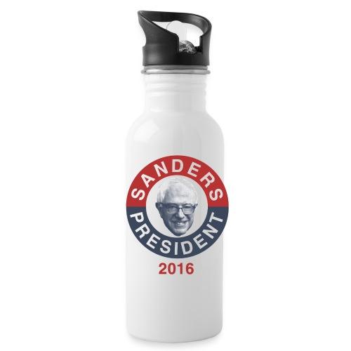 Bernie Sanders Water Bottle - Water Bottle