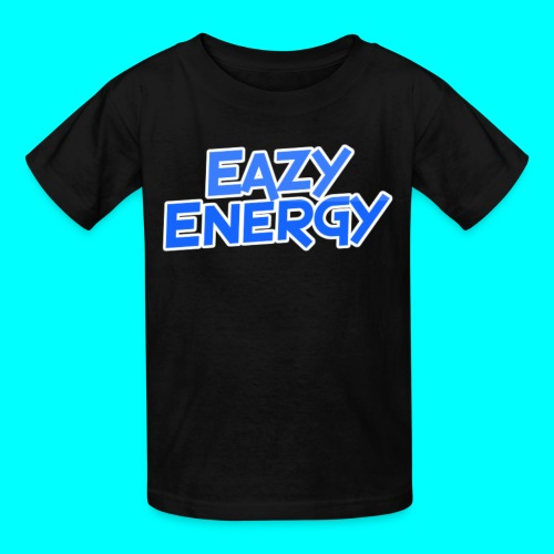EazyEnergy: Boys T-Shirt - Kids' T-Shirt