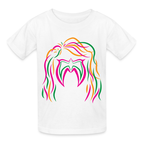 Ultimate Warrior True Colors Kids Shirt - Kids' T-Shirt