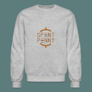 Spent Penny Crew (F) - Crewneck Sweatshirt