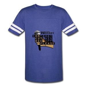 Mic Check - Vintage Sport T-Shirt