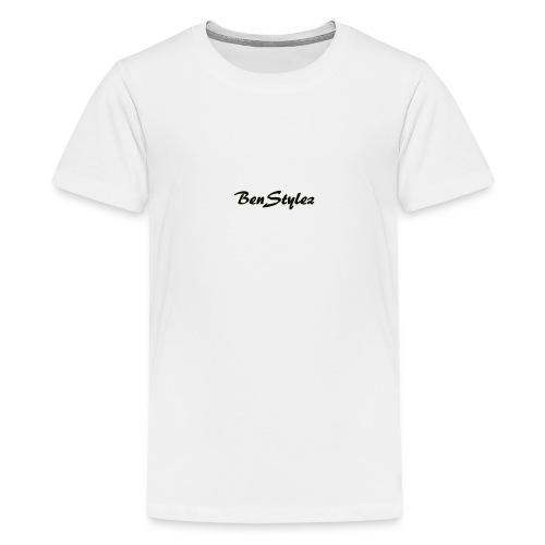 BenStylez Shirt - Kids' Premium T-Shirt