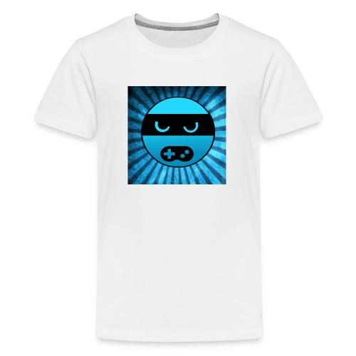 Remera Logo Javideos - Kids' Premium T-Shirt