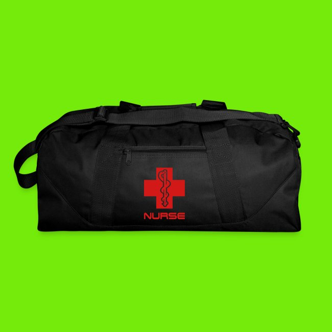 Barrier Style And Design Red Cross Medical Insignia Nurse