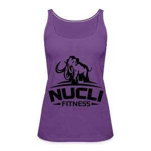 Tank Full Logo - Women's Premium Tank Top