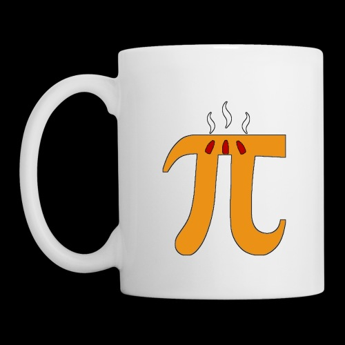 Hot Pi Mug - Coffee/Tea Mug