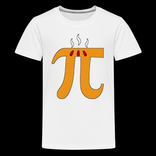 Hot Pi Kid's Premium T-Shirt - Kids' Premium T-Shirt