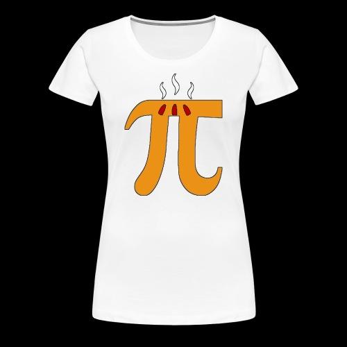 Hot Pi Women's Premium T-Shirt - Women's Premium T-Shirt