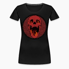 """The Ardent Damned"" Women's Premium T-Shirt"