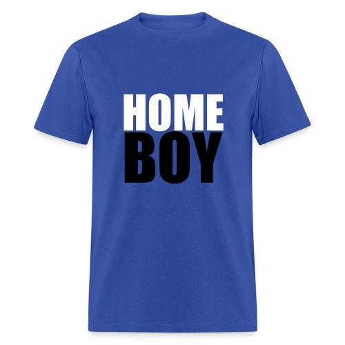 Mens Home Boy Tshirt - Men's T-Shirt
