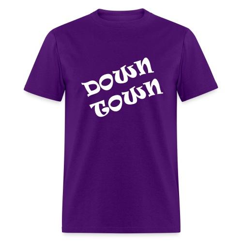 Mens Down Town Tshirt - Men's T-Shirt