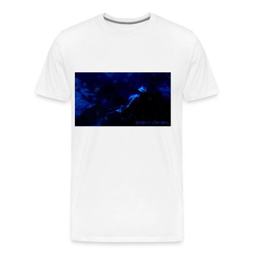 broken dreams - Men's Premium T-Shirt