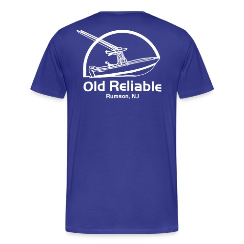 NJ Tuna / Old Reliable T-Shirt - Men's Premium T-Shirt