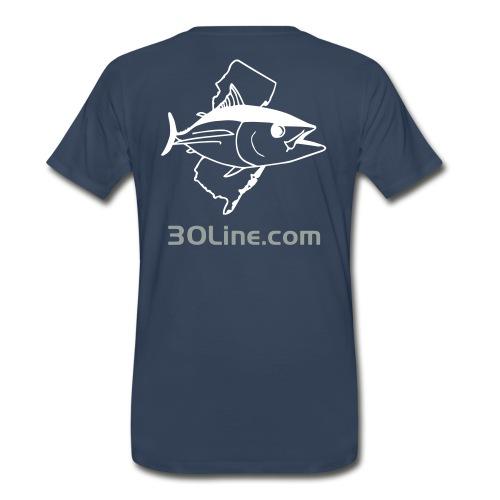 30 Line Productions NJ Tuna T-shirt - Men's Premium T-Shirt