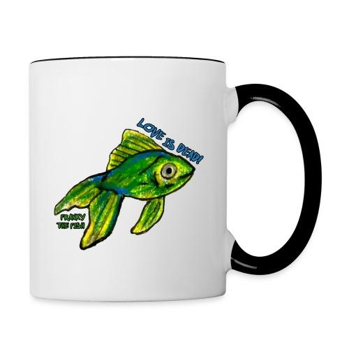 Franky Mug - Contrast Coffee Mug
