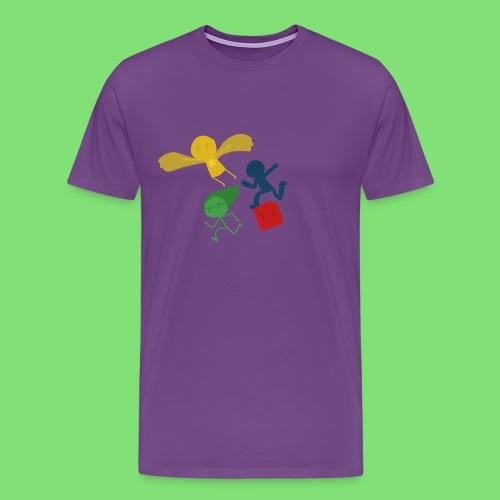 The Resistance - Men's Premium T-Shirt