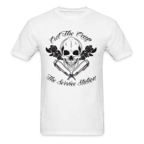 Cut The Crap Barber - Men's T-Shirt
