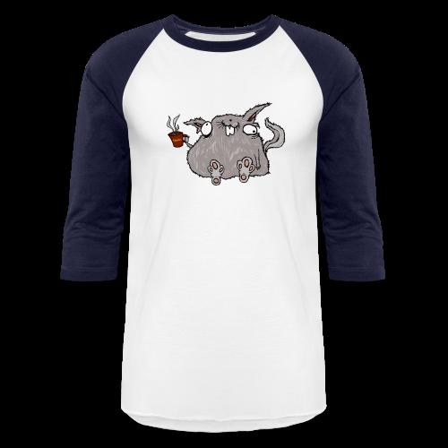 Butt Lazer, Men's Baseball T-Shirt - Baseball T-Shirt