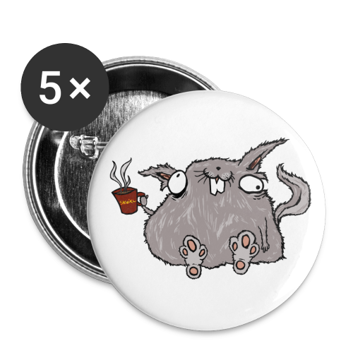 Butt Lazer, Small Buttons - Buttons small 1'' (5-pack)