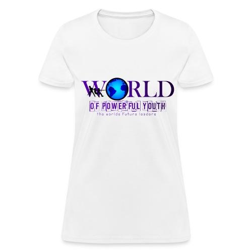 Lady Logo Tee - Women's T-Shirt