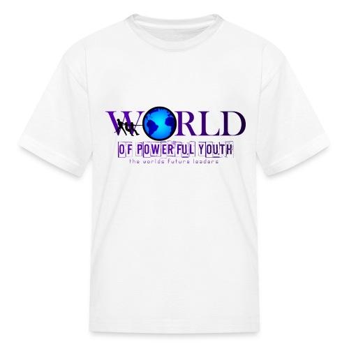 Youth Logo Tee - Kids' T-Shirt