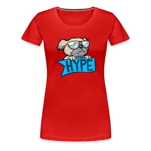 Women's Premium T-Shirt_Hype - Women's Premium T-Shirt