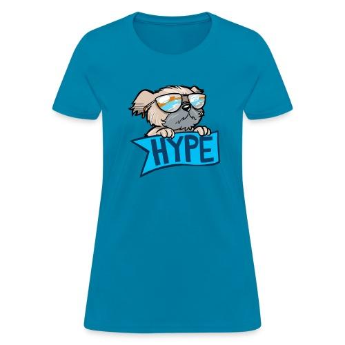 Women's T-Shirt_Hype - Women's T-Shirt