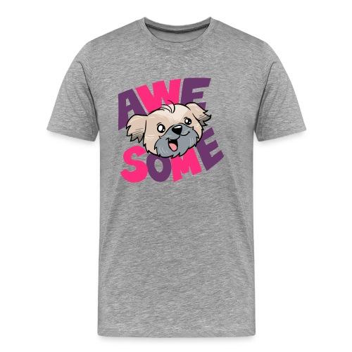 Men's Premium T-Shirt_Awesome - Men's Premium T-Shirt