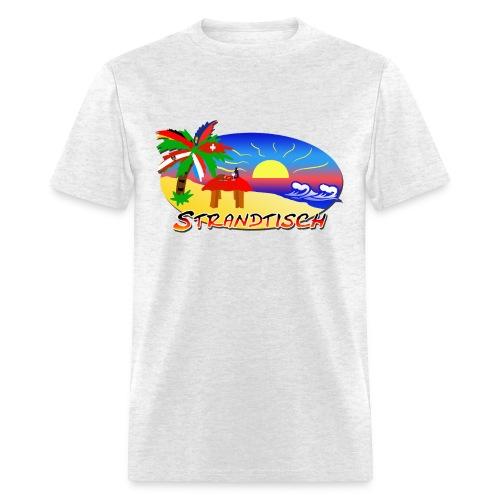 Strandtisch T Shirt  - Men's T-Shirt