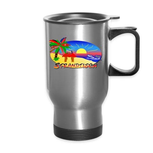 Strandtisch Beer Mug in Verkleidung - Travel Mug