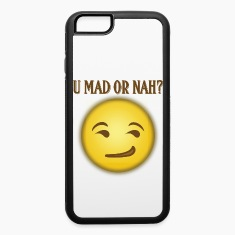 Sarcastic Emoticon Phone Case