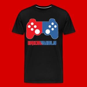 Men Premium Controller Tee - Men's Premium T-Shirt