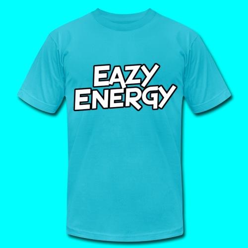 EazyEnergy Men's T-Shirt - Men's Fine Jersey T-Shirt