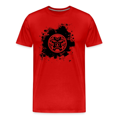 Team K.H.A.O.S. Splatter (Light) - Men's Premium T-Shirt