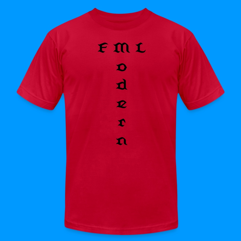 MENS BMF - FML T. - Men's T-Shirt by American Apparel