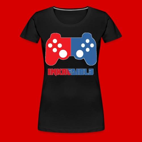 Women Premium Controller Tee - Women's Premium T-Shirt