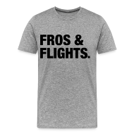 T-Shirts ~ Men's Premium T-Shirt ~ Fros & Flights