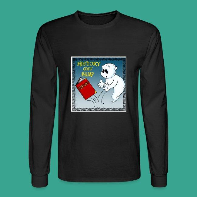 HGB Logo Long Sleeve Men's T-shirt