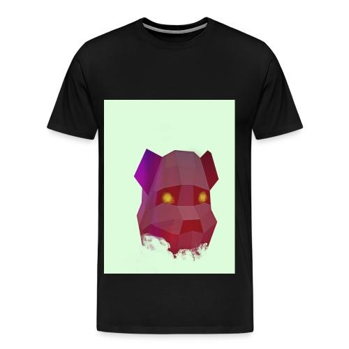 Panda panda - Men's Premium T-Shirt