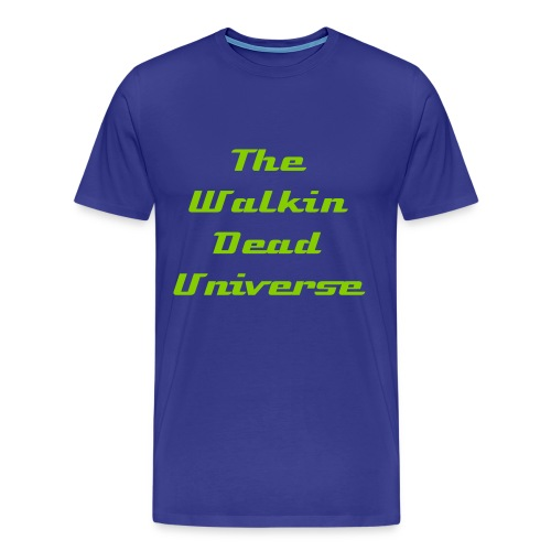 The Walkin Dead Universe - Men's Premium T-Shirt
