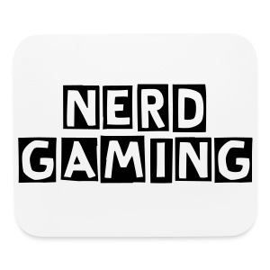 NeRd Mouse Pad - Mouse pad Horizontal