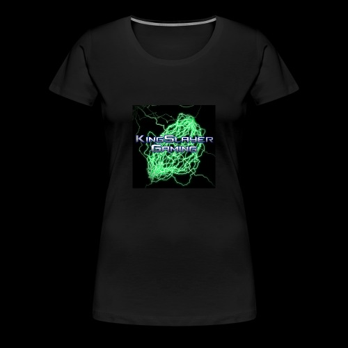 KingSlayer Logo - Women's Premium T-Shirt