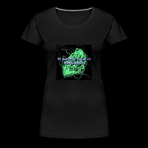 KingSlayer Logo - Women's Premium T-Shirt