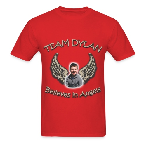 TEAM  DYLAN 2016 SHIRT - Men's T-Shirt