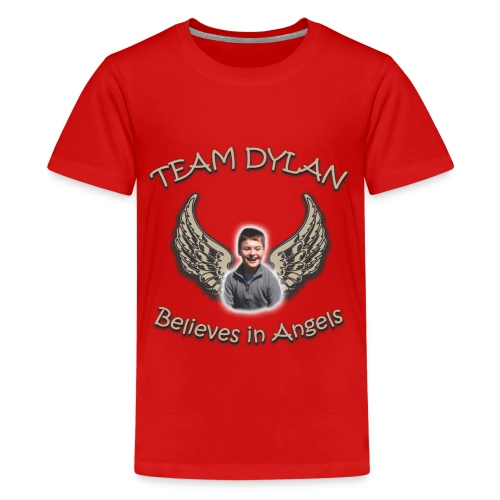 TEAM  DYLAN 2016 SHIRT - Kids' Premium T-Shirt